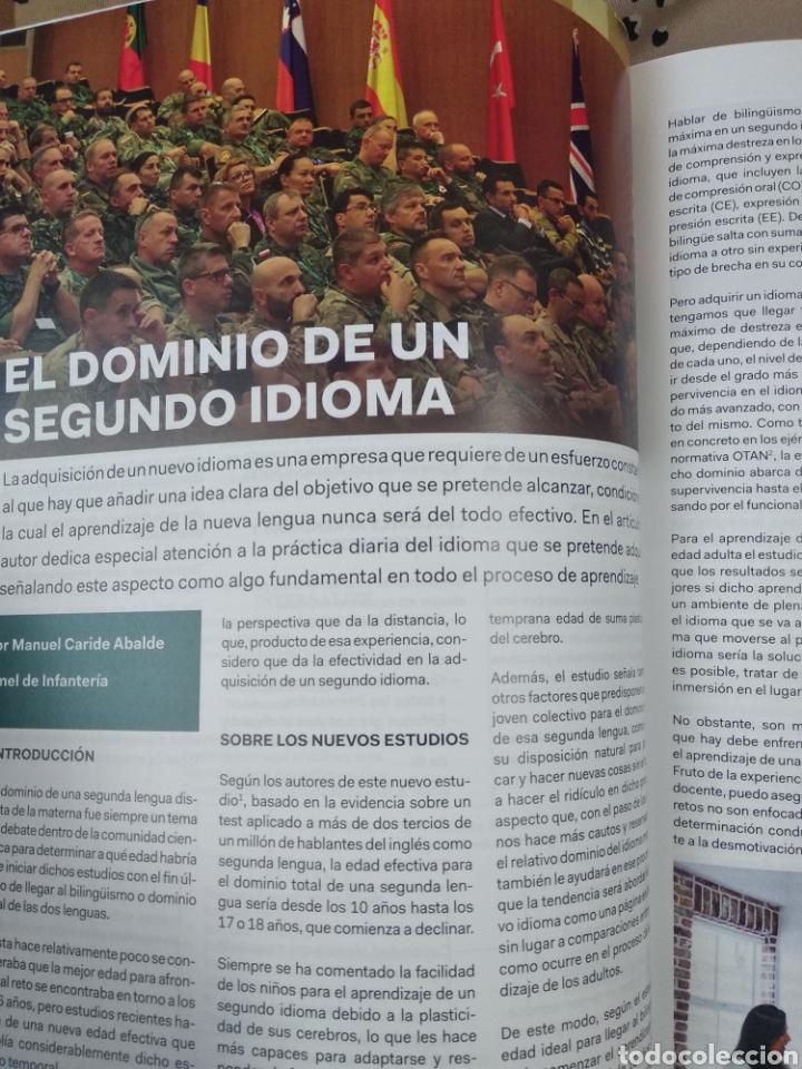 Militaria: REVISTA EJERCÍTO DE TIERRA NÚMERO 945 AÑO 2019 - Foto 7 - 195307815