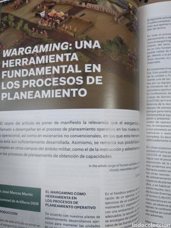 Militaria: REVISTA EJERCÍTO DE TIERRA NÚMERO 945 AÑO 2019 - Foto 8 - 195307815