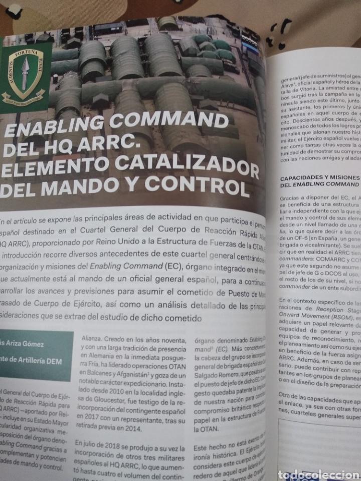Militaria: REVISTA EJERCÍTO DE TIERRA NÚMERO 945 AÑO 2019 - Foto 9 - 195307815