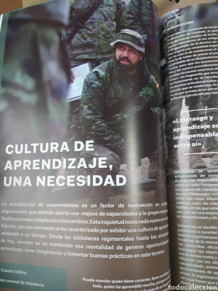 Militaria: REVISTA EJERCÍTO DE TIERRA NÚMERO 945 AÑO 2019 - Foto 11 - 195307815