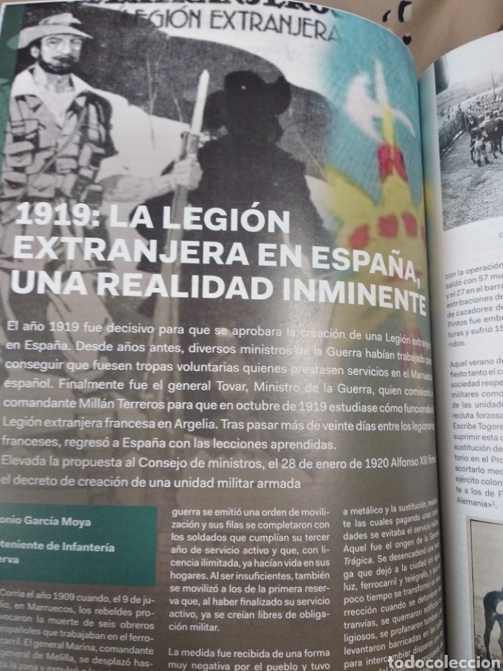 Militaria: REVISTA EJERCÍTO DE TIERRA NÚMERO 945 AÑO 2019 - Foto 16 - 195307815