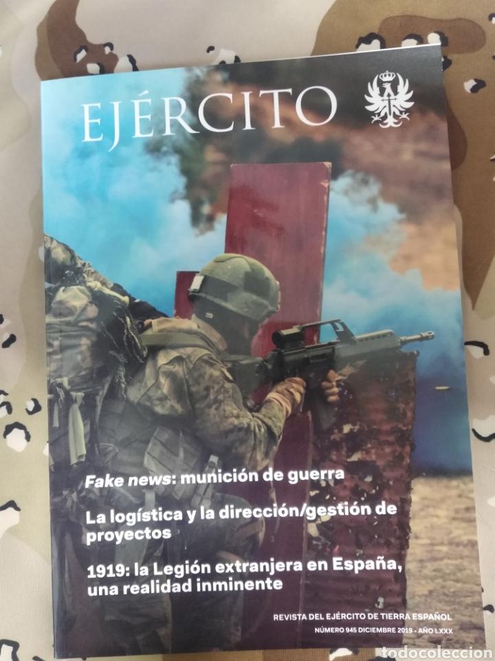 REVISTA EJERCÍTO DE TIERRA NÚMERO 945 AÑO 2019 (Militar - Revistas y Periódicos Militares)