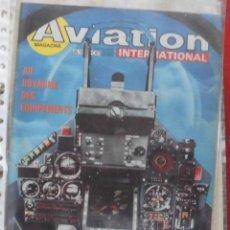 Militaria: AVIATION INTERNATIONAL Nº 619. Lote 195444517