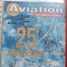 Militaria: AVIATION INTERNATIONAL Nº 681. Lote 195444628
