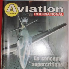 Militaria: AVIATION INTERNATIONAL Nº 682. Lote 195444637