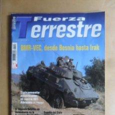 Militaria: Nº 6 - FUERZA TERRESTRE - BMR-VEC, DESDE BOSNIA HASTA IRAK. Lote 195486967