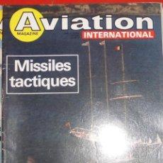 Militaria: AVIATION INTERNATIONAL Nº 732. Lote 195525603
