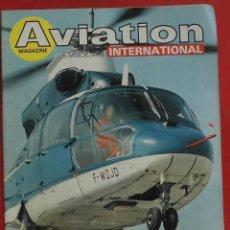 Militaria: AVIATION INTERNATIONAL Nº 796. Lote 195525722