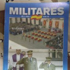 Militaria: REVISTA MILITARES N°73 AÑO 2005. Lote 195816790
