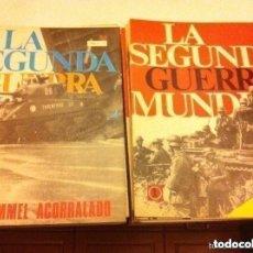 Militaria: 2ª GUERRA MUNDIAL - COLECCIÓN COMPLETA 144 EJEMPLARES - CODEX 1967 - NUEVOS. Lote 196972342