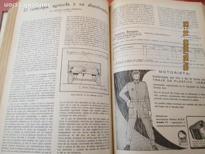 Militaria: GUARDIA CIVIL 12 REVISTAS Nº 321 AL 332 -ENERO -DICIEMBRE 1971 ECUADERNADAS BUEN ESTADO - Foto 7 - 198782163