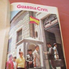 Militaria: GUARDIA CIVIL 12 REVISTAS Nº 321 AL 332 -ENERO -DICIEMBRE 1971 ECUADERNADAS BUEN ESTADO. Lote 198782163
