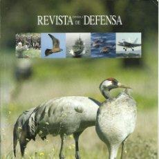 Militaria: REVISTA ESPAÑOLA DE DEFENSA - FUERZAS ARMADAS Y MEDIO AMBIENTE Nº 226. ENERO 2007 . Lote 199042315