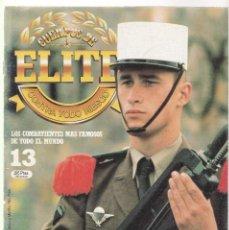Militaria: CUERPOS DE ELITE - LOTE - 24 NUMEROS - PLANETA-AGOSTINI 1986. Lote 199096773