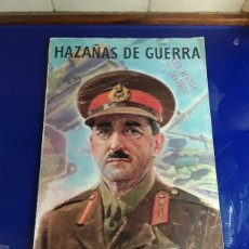 Militaria: REVISTA HAZAÑAS DE GUERRA(ESTA REVISTA ERA GRATUITA). Lote 201537793