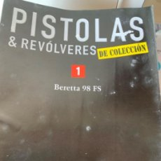 Militaria: PISTOLAS&REVÓLVERES, ARMAS. Lote 202472066