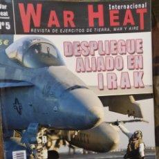 Militaria: WAR HEAT N° 5 BOEL BANDERA OPERACIONES ESPECIALES DE LA LEGIÓN. HK G36. VAMTAC. ARMADA ESPAÑOLA. Lote 202881168