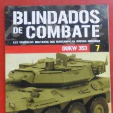 Militaria: BLINDADOS DE COMBATE Nº 7 DUKW 353. Lote 205755150