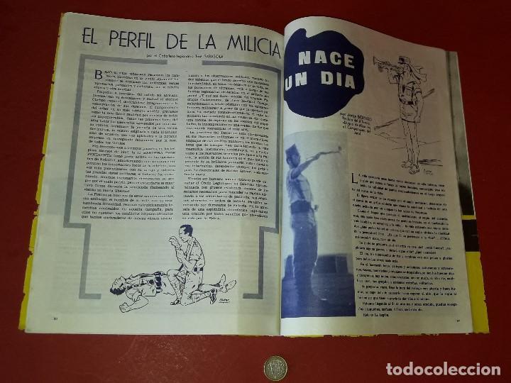 Militaria: LA LEGION ,REVISTA LEGIONARIA, XLVI ANIVERSARIO , SEPTIEMBRE 1966 - Foto 4 - 205874980