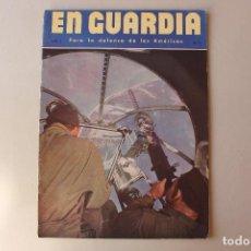 Militaria: EN GUARDIA PARA LA DEFENSA DE LAS AMÉRICAS AÑO 2, NÚMERO 10. Lote 206126617