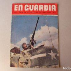 Militaria: EN GUARDIA PARA LA DEFENSA DE LAS AMÉRICAS AÑO 2, NÚMERO 11. Lote 206126741
