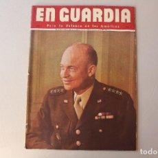 Militaria: EN GUARDIA PARA LA DEFENSA DE LAS AMÉRICAS AÑO 3, NÚMERO 1. Lote 206127252