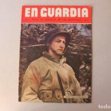 Militaria: EN GUARDIA PARA LA DEFENSA DE LAS AMÉRICAS AÑO 3, NÚMERO 10. Lote 206127785