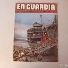Militaria: EN GUARDIA PARA LA DEFENSA DE LAS AMÉRICAS AÑO 2, NÚMERO 7. Lote 206127878