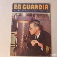 Militaria: EN GUARDIA PARA LA DEFENSA DE LAS AMÉRICAS AÑO 2, NÚMERO 5. Lote 206127961
