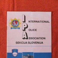 Militaria: ESLOVENIA - REVISTA FUNDACION IPA. Lote 206176373