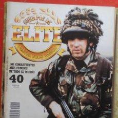 Militaria: CUERPOS DE ELITE Nº 40. Lote 206191076