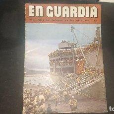 Militaria: EN GUARDIA - PARA LA DEFENSA DE LAS AMERICAS - AÑO 2 Nº 7 , REVISTA MILITAR , LEER DESCRIPCION. Lote 207353150