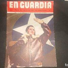 Militaria: EN GUARDIA - PARA LA DEFENSA DE LAS AMERICAS - AÑO 2 Nº 9 , REVISTA MILITAR , LEER DESCRIPCION. Lote 207353166