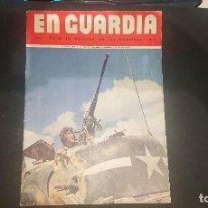 Militaria: EN GUARDIA - PARA LA DEFENSA DE LAS AMERICAS - AÑO 2 Nº 11 , REVISTA MILITAR , LEER DESCRIPCION. Lote 207353180
