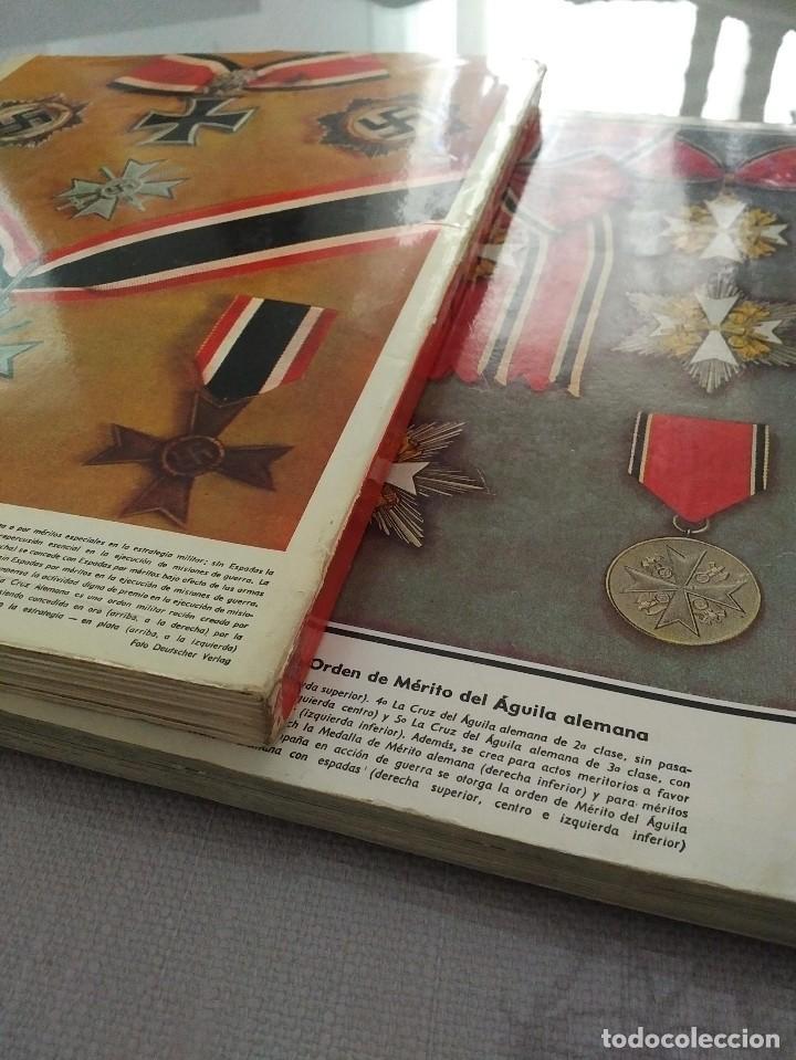 Militaria: SIGNAL SELECCIÓN DE LA REVISTA DE PROPAGANDA NAZI 1940-1945. COMPLETAS ED. EL ARQUERO - Foto 3 - 97988623