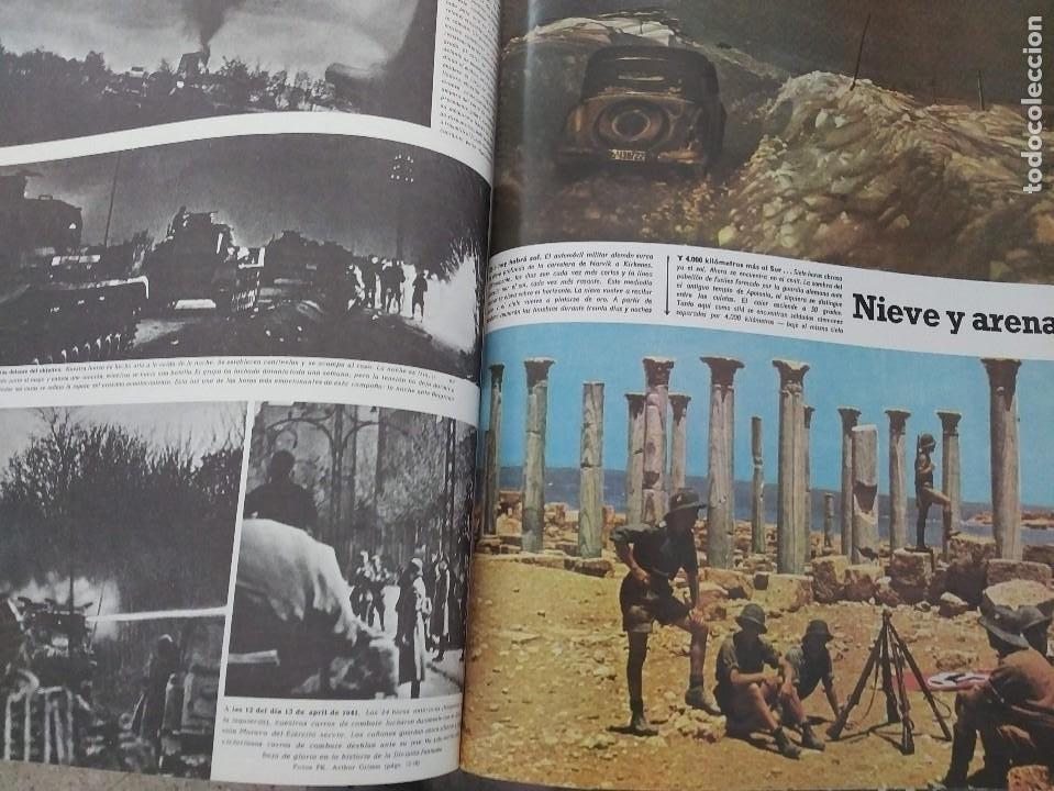 Militaria: SIGNAL SELECCIÓN DE LA REVISTA DE PROPAGANDA NAZI 1940-1945. COMPLETAS ED. EL ARQUERO - Foto 4 - 97988623