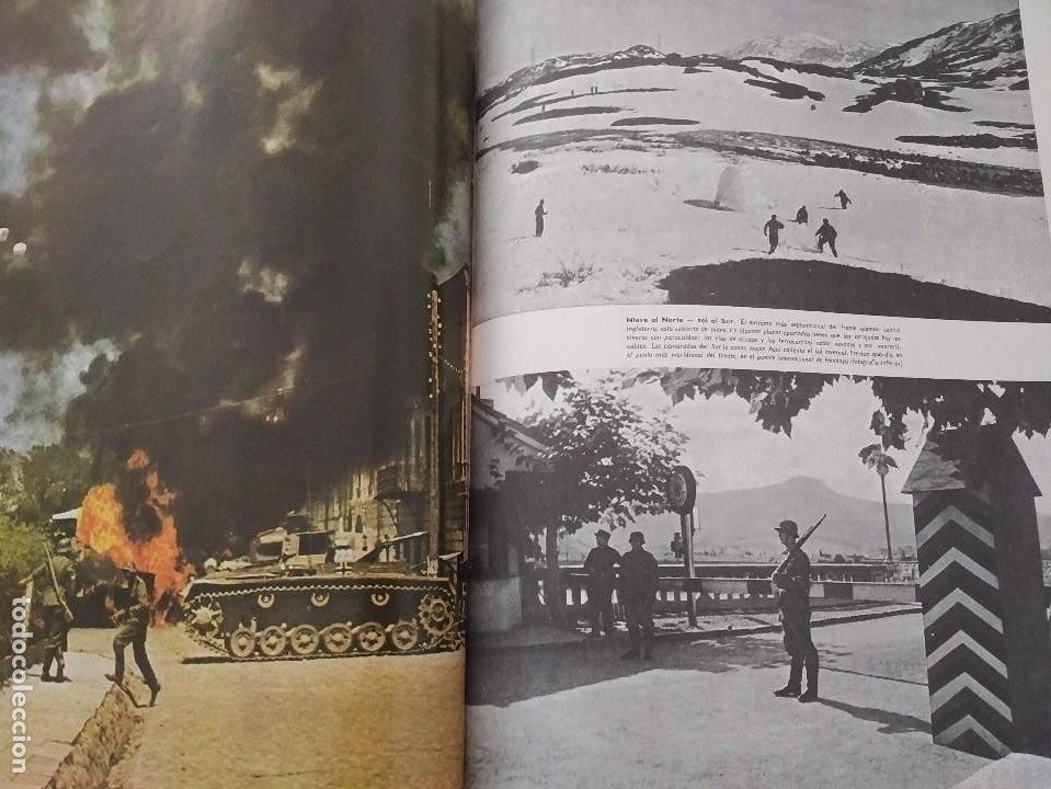 Militaria: SIGNAL SELECCIÓN DE LA REVISTA DE PROPAGANDA NAZI 1940-1945. COMPLETAS ED. EL ARQUERO - Foto 6 - 97988623