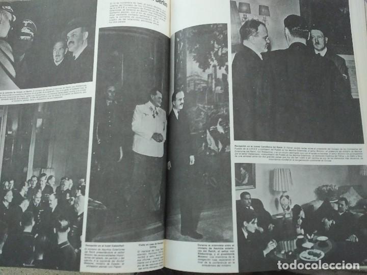 Militaria: SIGNAL SELECCIÓN DE LA REVISTA DE PROPAGANDA NAZI 1940-1945. COMPLETAS ED. EL ARQUERO - Foto 7 - 97988623