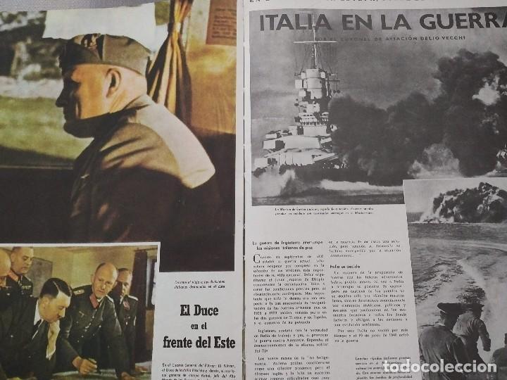 Militaria: SIGNAL SELECCIÓN DE LA REVISTA DE PROPAGANDA NAZI 1940-1945. COMPLETAS ED. EL ARQUERO - Foto 9 - 97988623