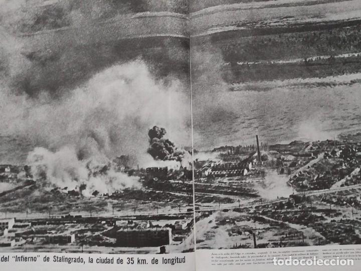 Militaria: SIGNAL SELECCIÓN DE LA REVISTA DE PROPAGANDA NAZI 1940-1945. COMPLETAS ED. EL ARQUERO - Foto 10 - 97988623
