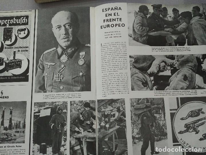 Militaria: SIGNAL SELECCIÓN DE LA REVISTA DE PROPAGANDA NAZI 1940-1945. COMPLETAS ED. EL ARQUERO - Foto 11 - 97988623