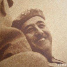 Militaria: REPORTAJE DEL DESFILE FRANQUISTA DE LA VICTORIA. 27 DE MAYO DE 1939. FRANCO. FALANGE.GUERRA CIVIL. Lote 207757718