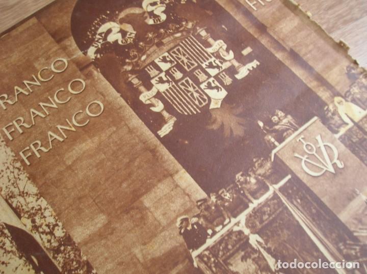 Militaria: REPORTAJE DEL DESFILE FRANQUISTA DE LA VICTORIA. 27 DE MAYO DE 1939. FRANCO. FALANGE.GUERRA CIVIL - Foto 10 - 207757718