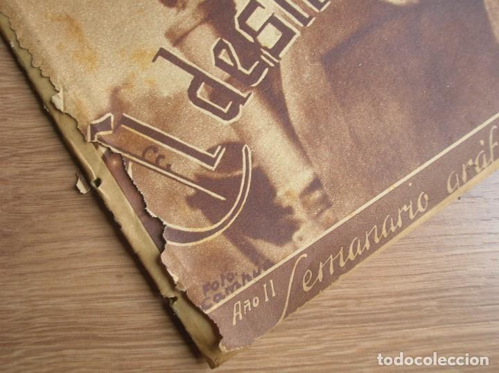 Militaria: REPORTAJE DEL DESFILE FRANQUISTA DE LA VICTORIA. 27 DE MAYO DE 1939. FRANCO. FALANGE.GUERRA CIVIL - Foto 21 - 207757718