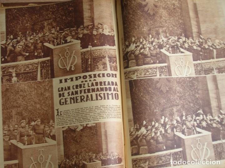 Militaria: REPORTAJE DEL DESFILE FRANQUISTA DE LA VICTORIA. 27 DE MAYO DE 1939. FRANCO. FALANGE.GUERRA CIVIL - Foto 19 - 207757718