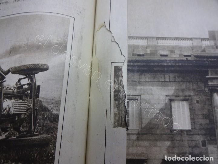 Militaria: Notas Gráficas de LA VANGUARDIA. Tomo gran formato. Año 1931. República. COMPLETO - Foto 4 - 207823011