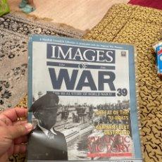 Militaria: REVISTA MAGAZINE - IMAGES OF WAR 1939-1945 COLECCION IMPERIAL WAR MUSEUM NUMERO 39 CON POSTER. Lote 209803858