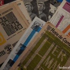 Militaria: HERMANDAD. BOLETÍN HERMANDADES DIVISIÓN AZUL.. Lote 210413861