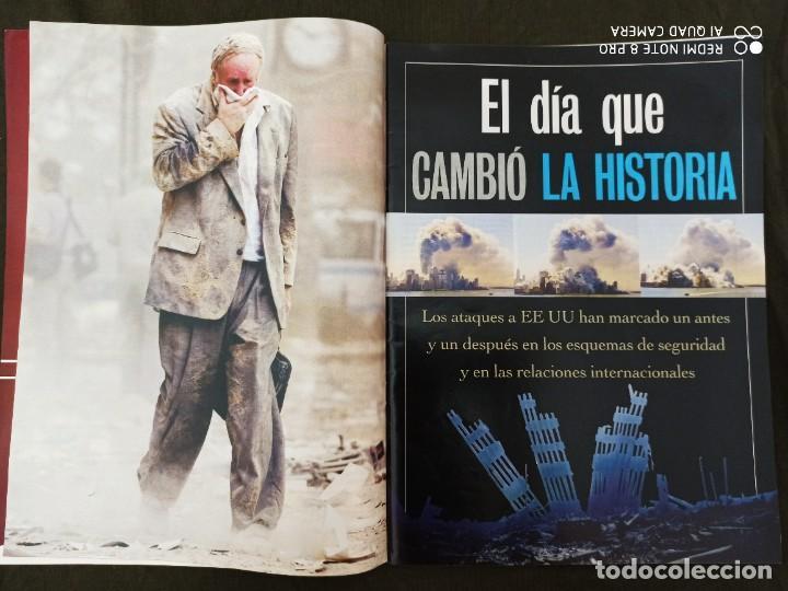 Militaria: REVISTA ESPAÑOLA DE DEFENSA. COALICIÓN INTERNACIONAL CONTRA EL TERRORISMO. Nº164 OCTUBRE 2001 - Foto 3 - 210459117