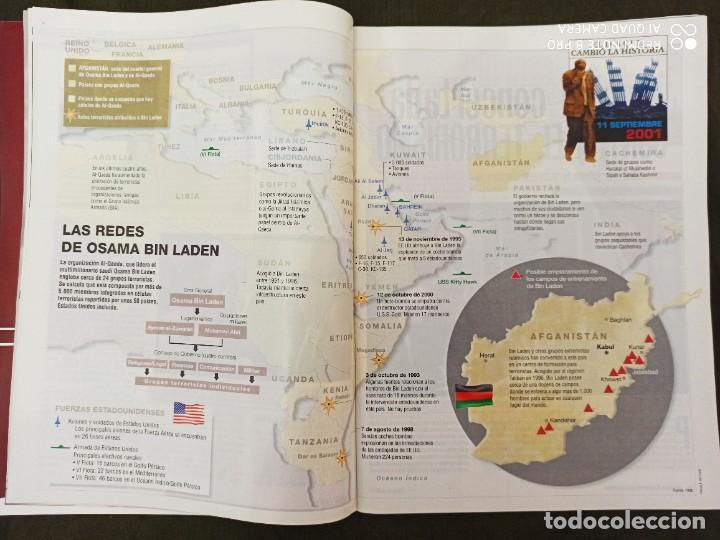 Militaria: REVISTA ESPAÑOLA DE DEFENSA. COALICIÓN INTERNACIONAL CONTRA EL TERRORISMO. Nº164 OCTUBRE 2001 - Foto 6 - 210459117